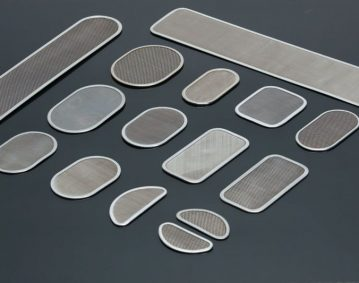 Spin Pack Filters Screens