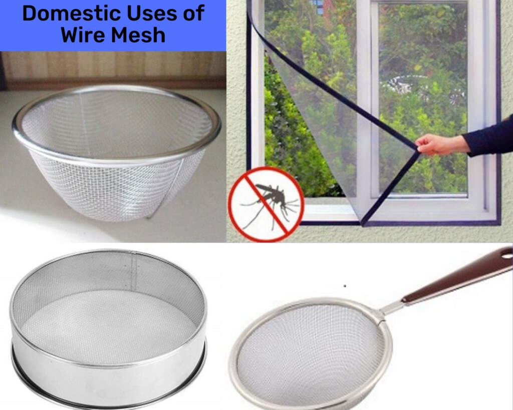 Domestic Uses of Wire Mesh